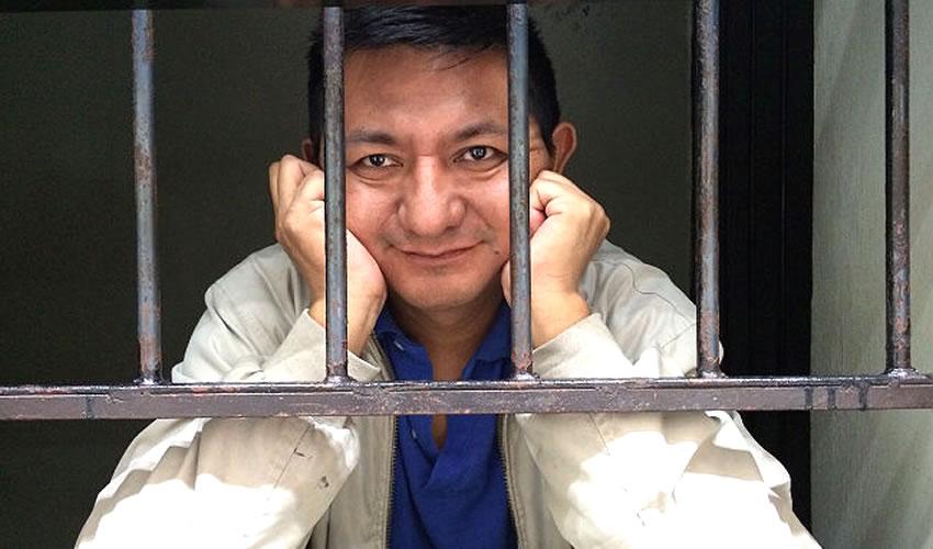 Tras Nueve Meses De Encarcelamiento Periodista Pedro Canché Es Puesto En Libertad