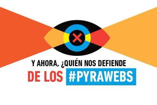 12 Razones Porque La Ley #Pyrawebs Debe Ser Derrotada En Paraguay