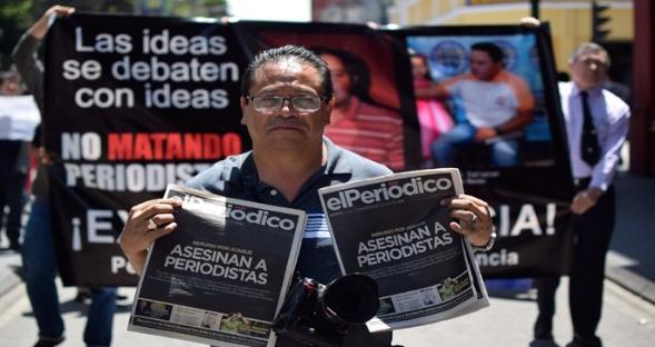 Es Alarmante La Impunidad De Crímenes Contra Periodistas En La Región