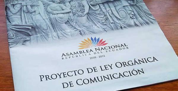 Relatores De ONU Y La CIDH Alertan Sobre La Aplicación Arbitraria De La Ley Orgánica De Comunicacionesde Ecuador